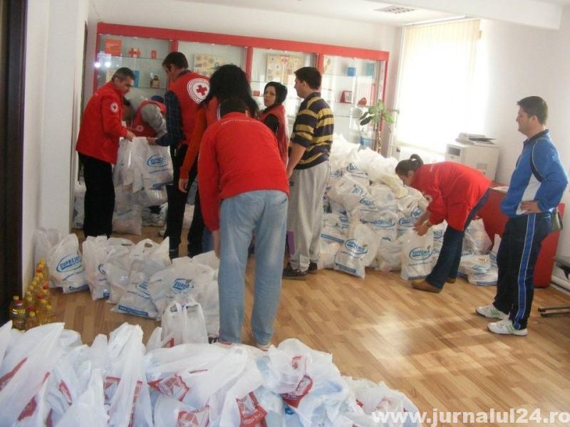 campanie umanitara ISU