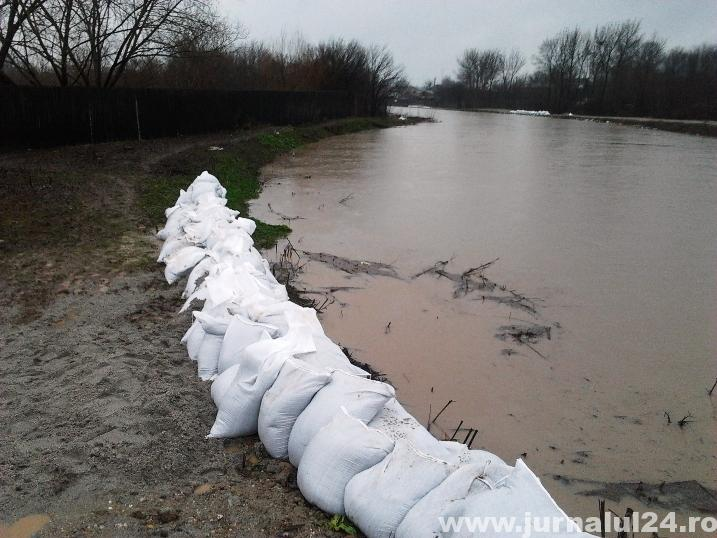 inundatii olt