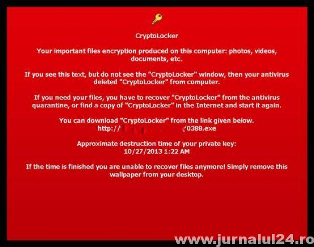 virus cryptlocker
