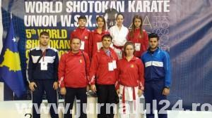Poza Campionat Mondial de Karate Shotokan-Prishtina-Kosovo