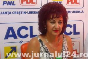Prof. Luminița Barcari, prim-vicepreședinte PDL Ialomița