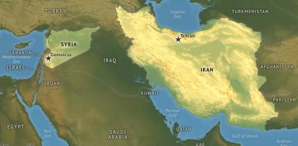 iran-syria-map