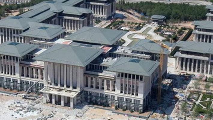 noua cladire a presedintelui turciei
