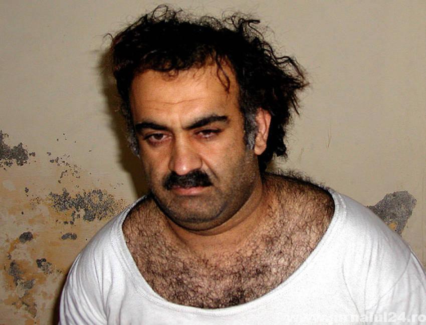 Jaled Cheij Mohammed prizonier CIA