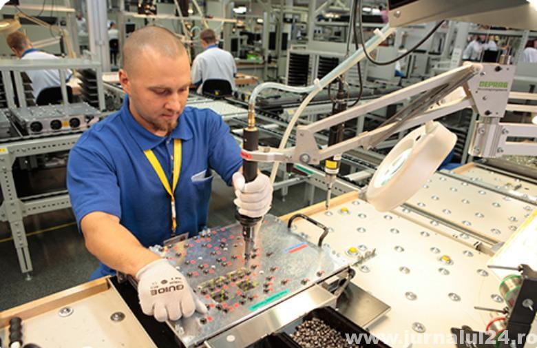 loc de munca in productie