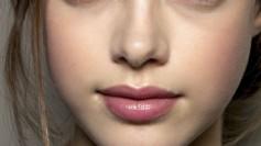 natural-look make-up