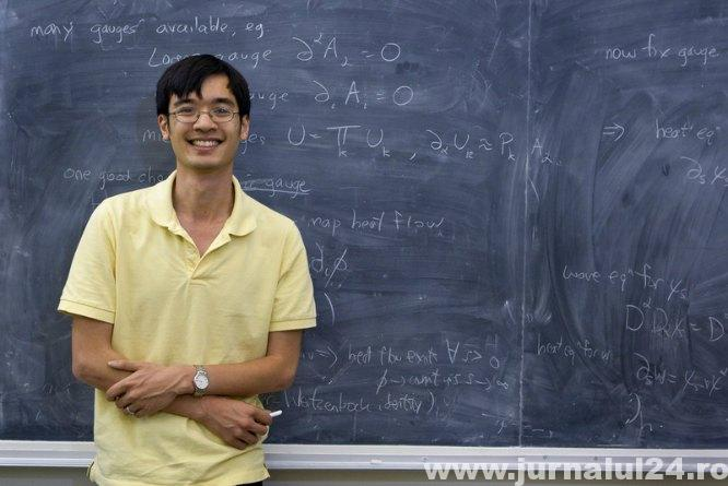 Terence Tao - UCLA Math Department - 090629 for University Communications