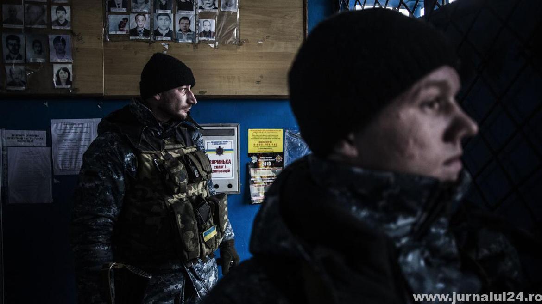 soldati ucrainieni