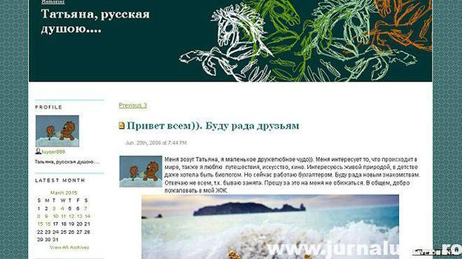 Tatyana rusia