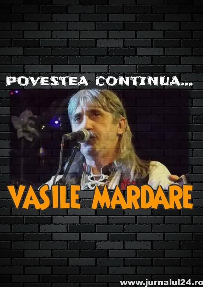 Vasile Mardare Povestea continua