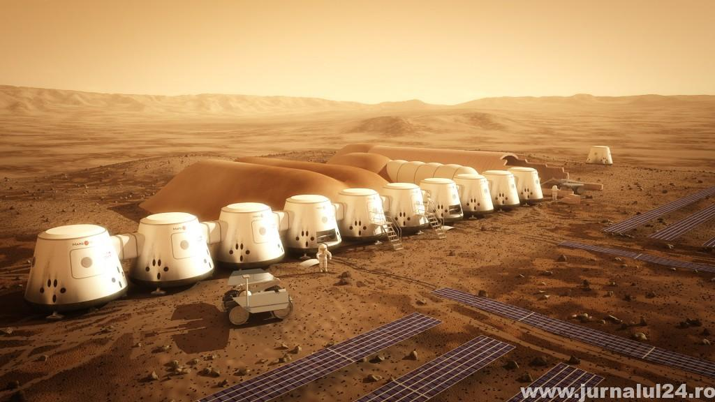 mars one colonie 2026