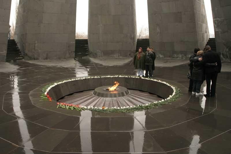 monumentul genocidului armean