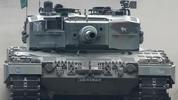 tanc german