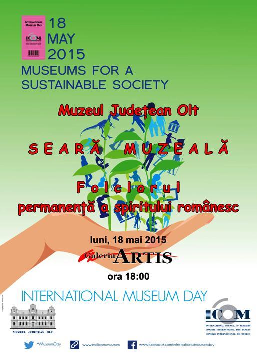 Afis muzeu