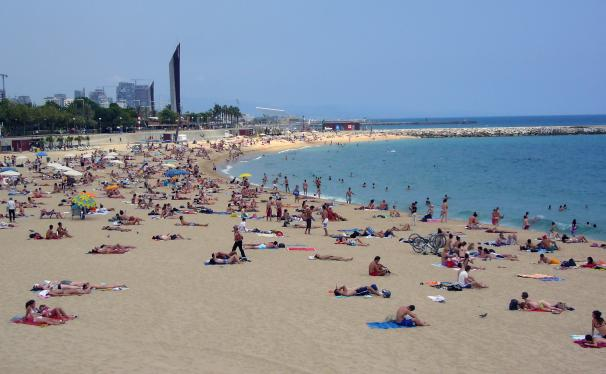 barcelona plaja