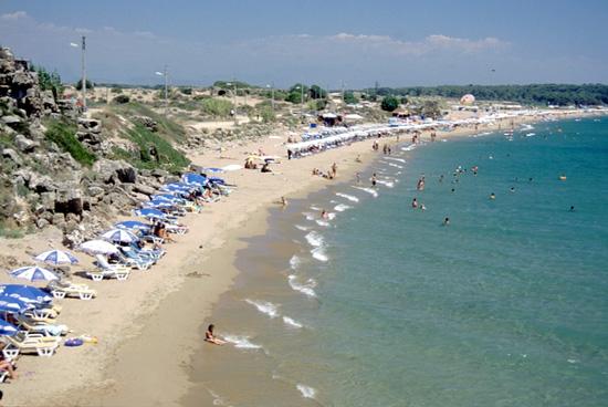 side plaja