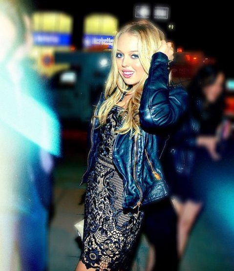 Tiffany trump sexi