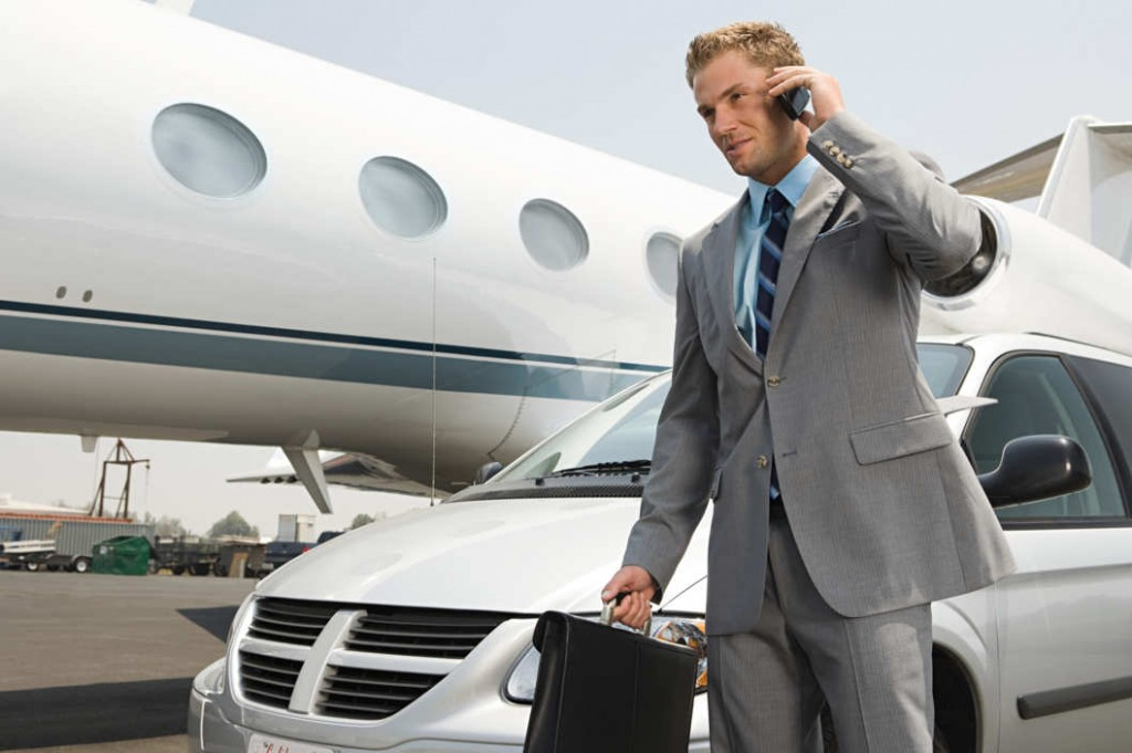 milionar cu avion