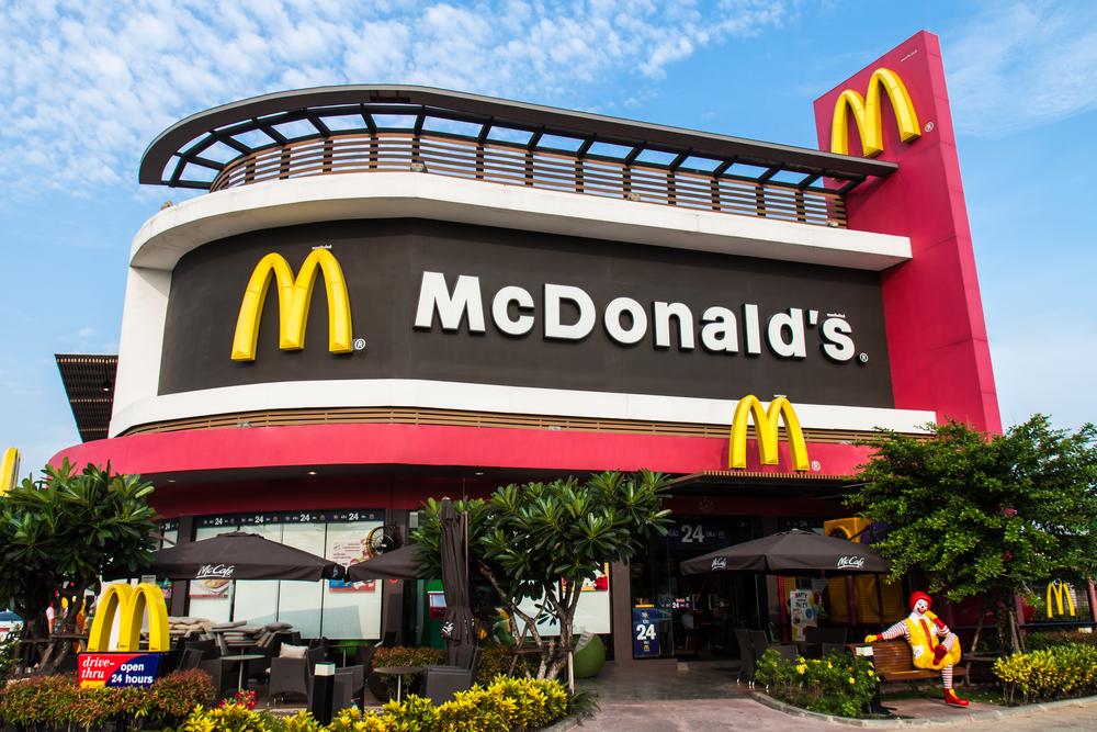 McDonalds ro