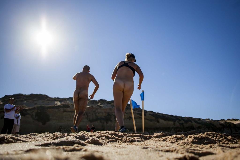 nudisti plaja