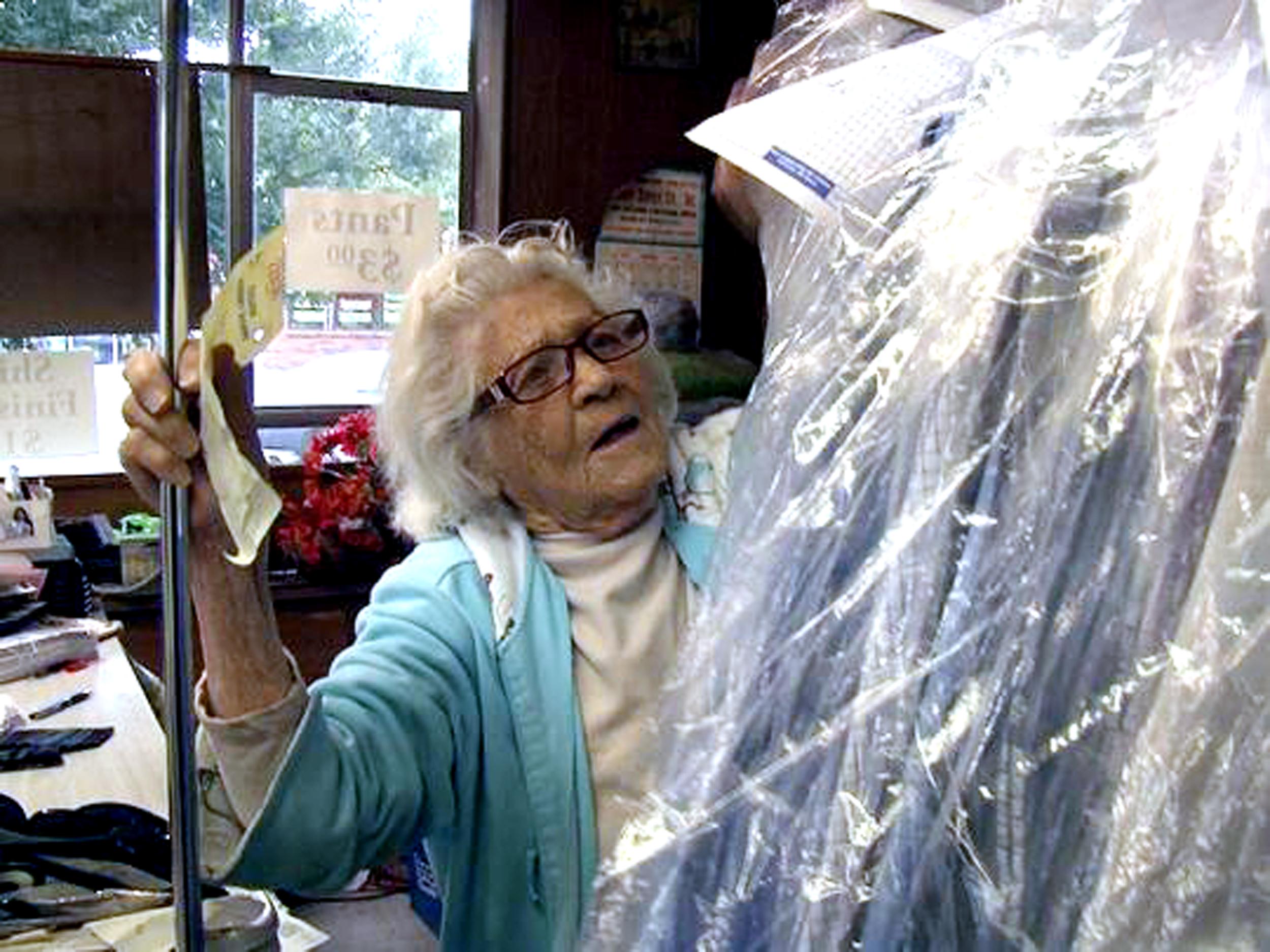 Felimina Rotundo femeia care munceste la 100 de ani