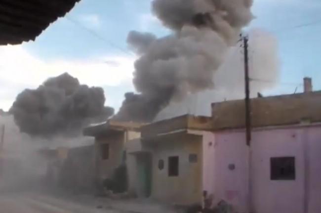 bombe- siria