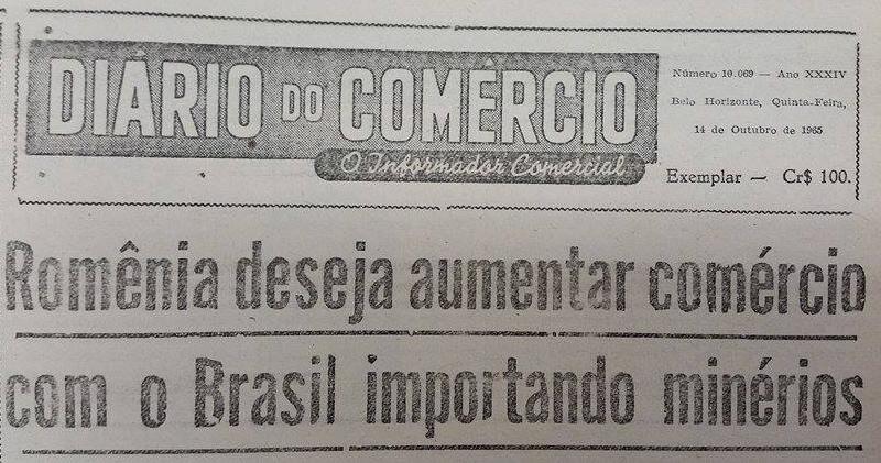 comert cu brazilia