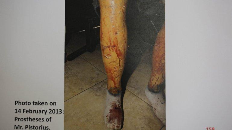 crima Oscar Pistorius