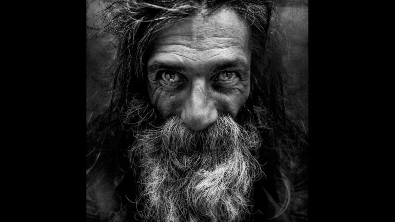 fotografie Lee Jeffries 1