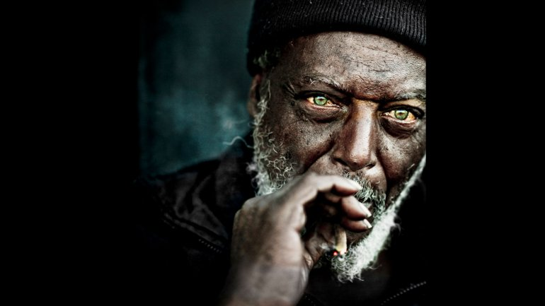 fotografie Lee Jeffries