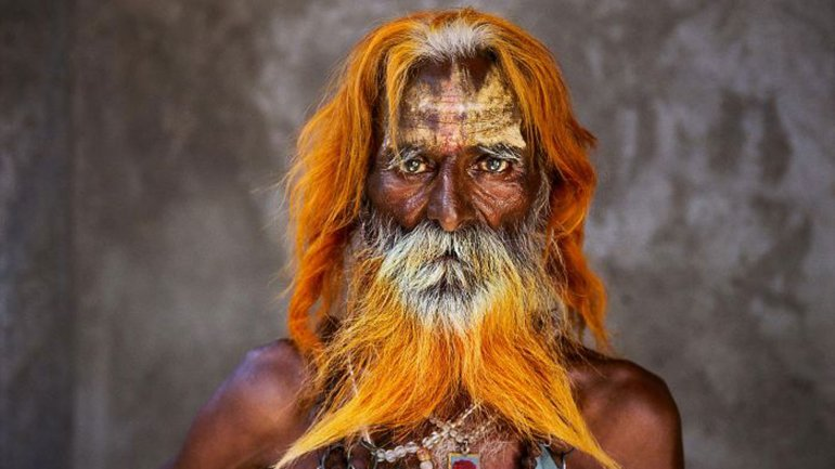 fotoportret Steve McCurry 1