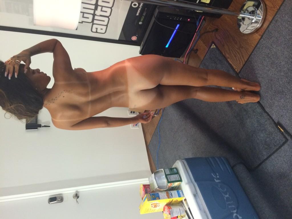 Rihanna nud