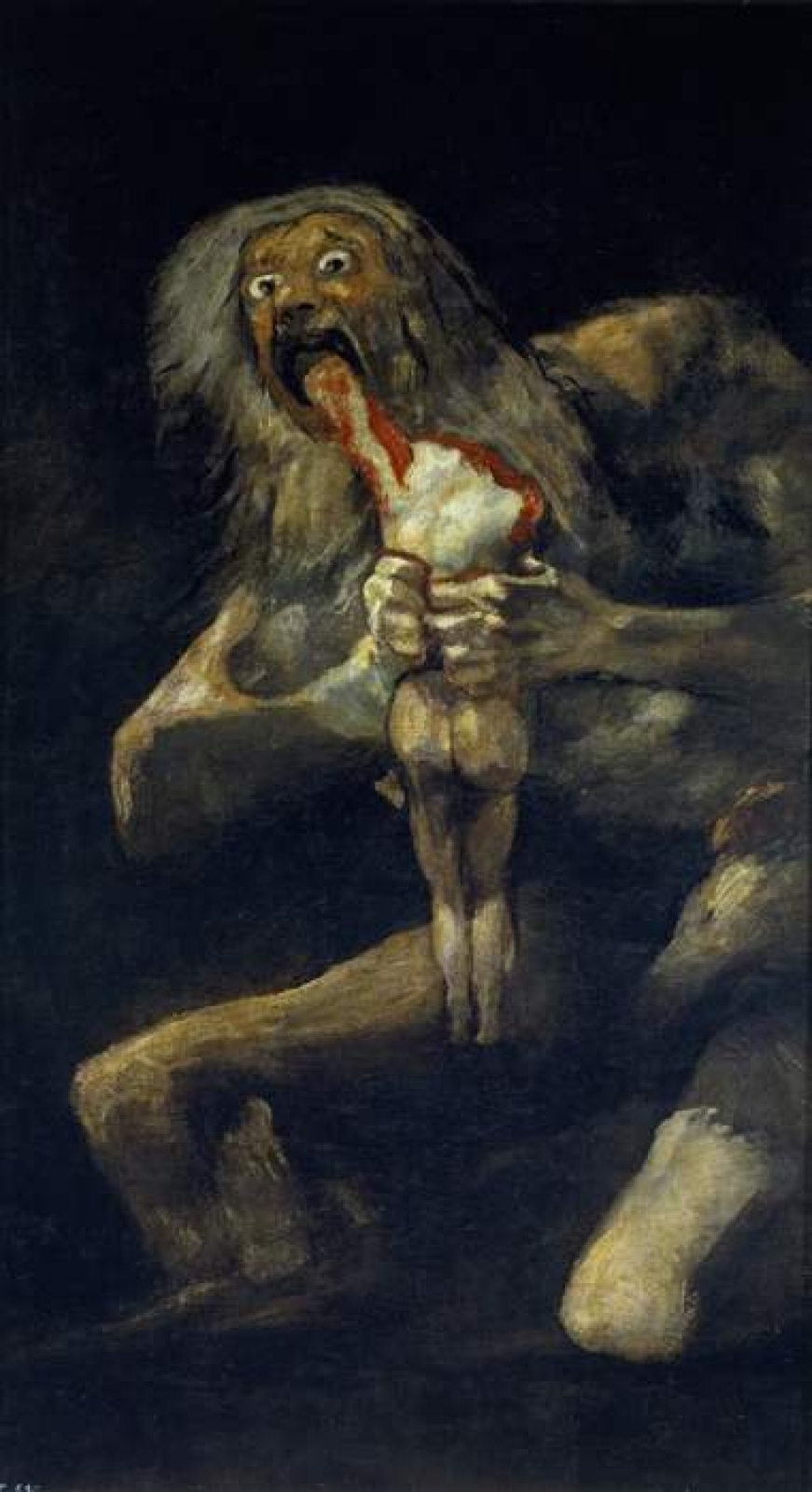 Saturn Devorează Fiul Său Peter