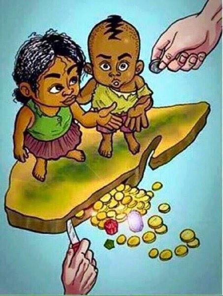copii africa