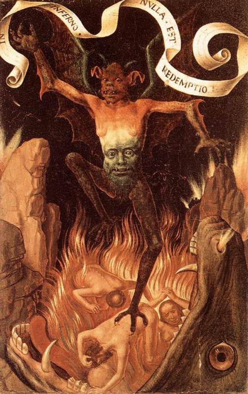 pictura iad
