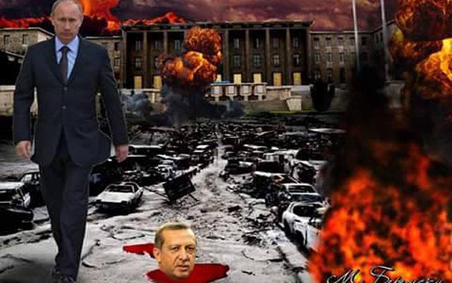 rusi cer capul lui erdogan
