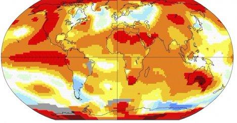 temperatura pe glob