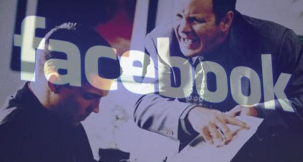 concediat datorita facebook