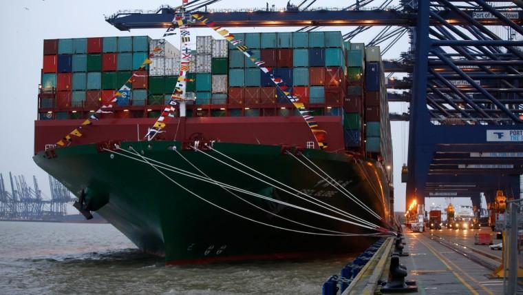 export marea britanie