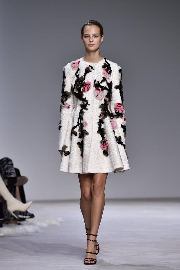 Giambattista Valli : Runway - Paris Fashion Week - Haute Couture Spring Summer 2016