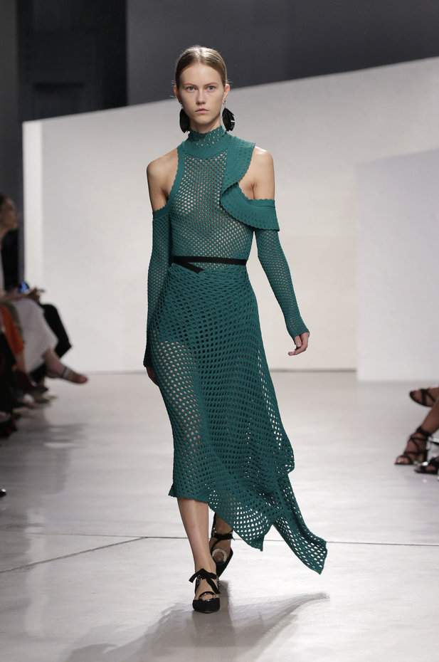 Proenza Schouler - Runway - Spring 2016 New York Fashion Week