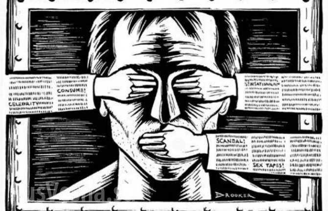 stat totalitar cenzura