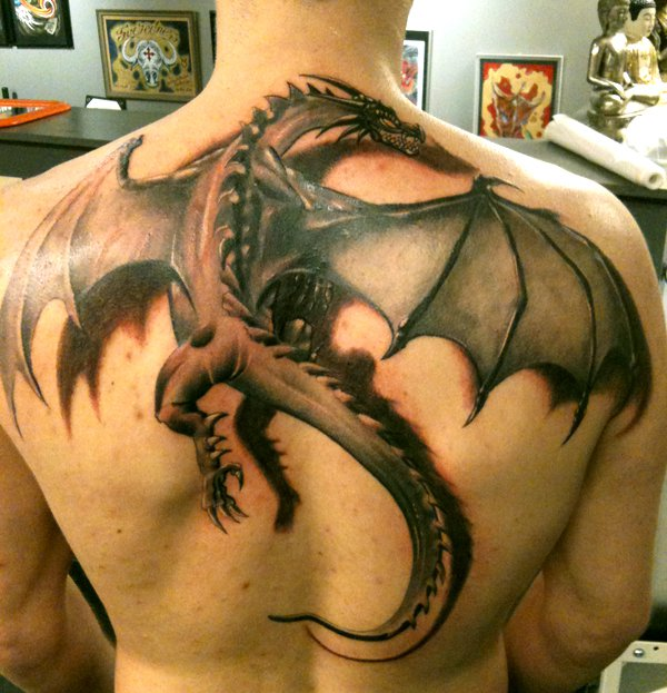 dragon-tatuaj